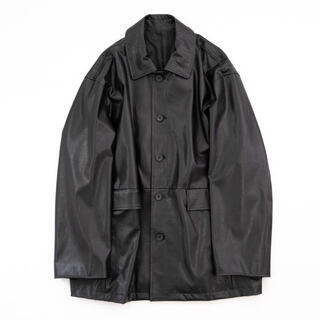 (求) stein FAKE LEATHER CAR JACKET
