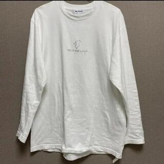 Bubbles - MELT THE LADY Tシャツ ロンT