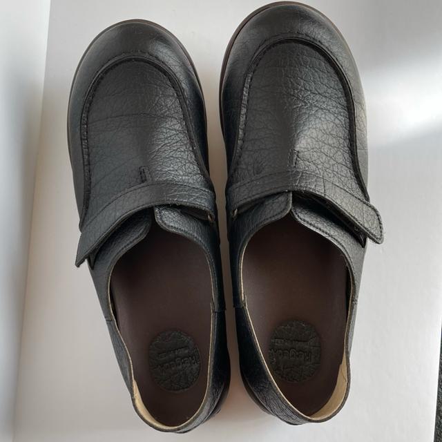 Re:getA(リゲッタ)のリゲッタ LLサイズ ワンベルトモカシンシューズ レディースの靴/シューズ(スリッポン/モカシン)の商品写真
