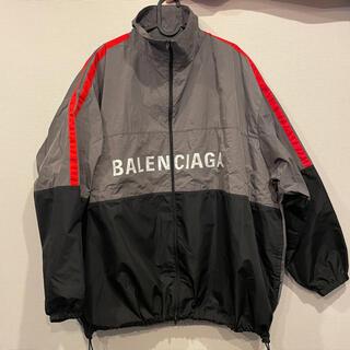 Balenciaga - 【確実正規品】BALENCIAGA ナイロンジャケット 48