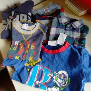 シップスキッズ(SHIPS KIDS)の子供服古着 6点セット(4点SHIPS)(Tシャツ/カットソー)