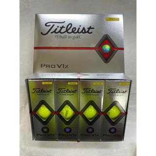 タイトリスト(Titleist)のtitleist golf boll タイトリスト ゴルフボーイエローカラー(その他)