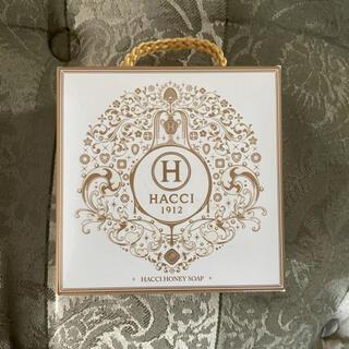 ハッチ(HACCI)のHACCI 石鹸(ボディソープ/石鹸)