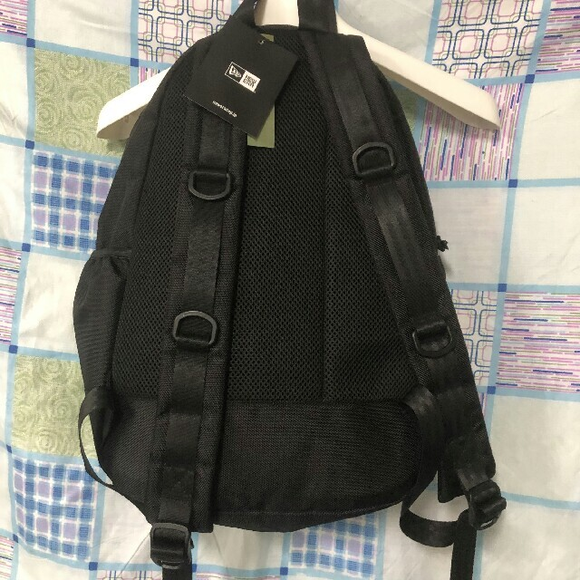 Yohji Yamamoto(ヨウジヤマモト)の斎藤飛鳥着用 yohji yamamoto new era リュック 24L レディースのバッグ(リュック/バックパック)の商品写真