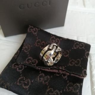 Gucci - グッチ インフィニティリング リング