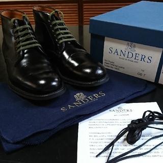 サンダース(SANDERS)のサンダース ミリタリーチャッカブーツ(ブーツ)