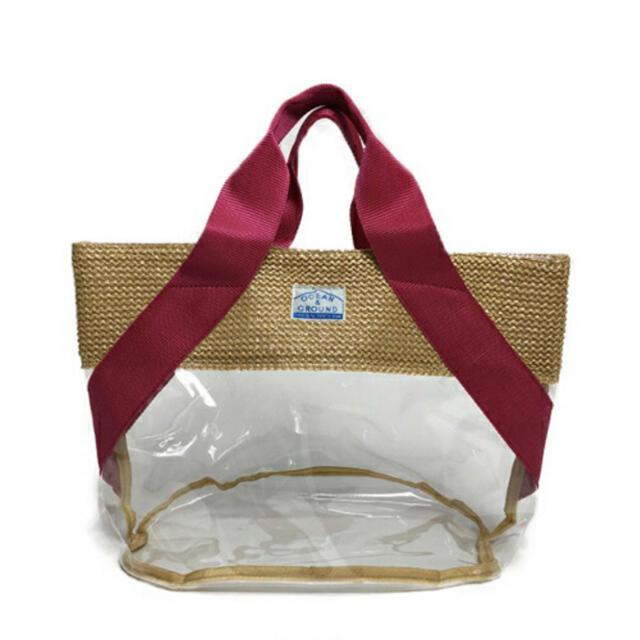 MARKEY'S(マーキーズ)のocean&ground  プールバッグ キッズ/ベビー/マタニティのこども用バッグ(トートバッグ)の商品写真