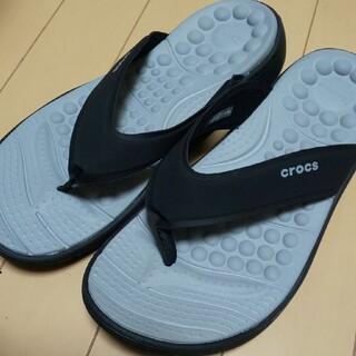 クロックス(crocs)のcrocs サンダル 27(サンダル)