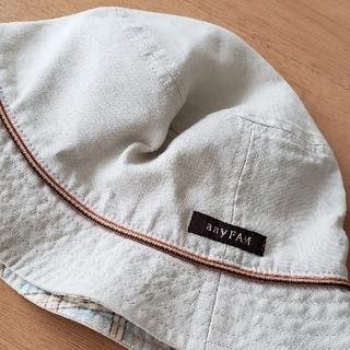 エニィファム(anyFAM)のキッズ 帽子(帽子)