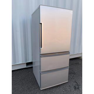 Haier - AQUA アクア 冷凍冷蔵庫 3ドア デザイン家電 272L