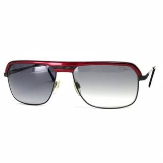 カザール(CAZAL)の未使用 カザール 9040 メンズ レディース アイウェア サングラス レッド(サングラス/メガネ)