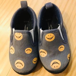アンパサンド(ampersand)の14.0 ニコちゃん靴(スリッポン)