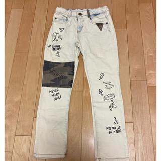 ザラ(ZARA)のZARA BOYS デザインジーンズ(パンツ/スパッツ)