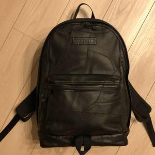 シュプリーム(Supreme)の最安 Supreme Patchwork Leather Backpack (バッグパック/リュック)