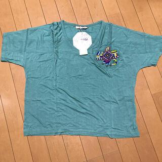 ビーズ Tシャツ