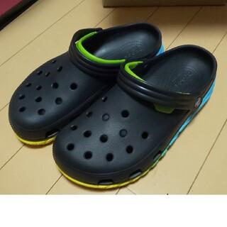 クロックス(crocs)のcrocs サンダル 27 (サンダル)