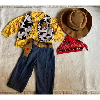 Disney - ウッディー衣装