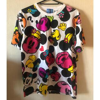 ディズニー(Disney)のディズニーランドTシャツSサイズ(Tシャツ(半袖/袖なし))