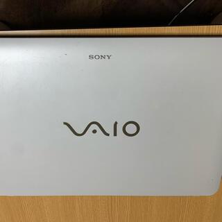 バイオ(VAIO)のSONY VAIO Model SVF153B1GN(ノートPC)