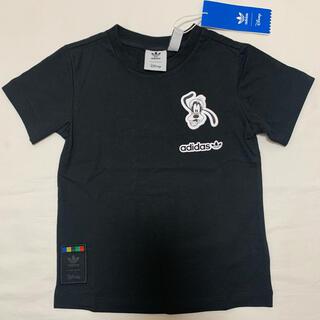 アディダス(adidas)の新品 アディダス オリジナルス  グーフィー コラボ Tシャツ 80 半袖(Tシャツ)