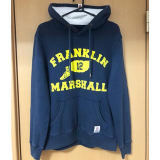 フランクリンアンドマーシャル(FRANKLIN&MARSHALL)のfranklin&marshall フーディー(パーカー)