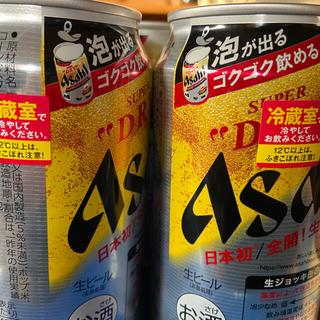 アサヒ - スーパードライ 生ジョッキ缶 4本