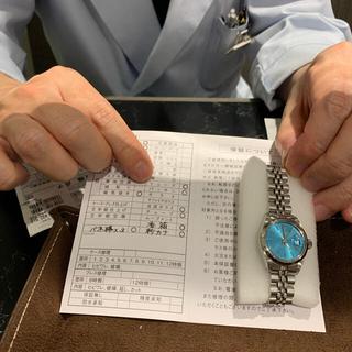 ロレックス(ROLEX)のRolex 6917  6698231 鑑定済み 三越2年間の作動保証(腕時計)