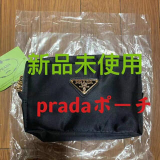 PRADA - 新品希少★PRADA プラダ ポーチ 海外百貨店 ノベルティ
