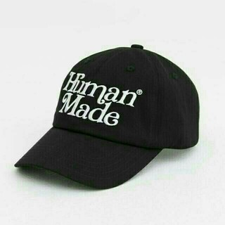 A BATHING APE - girls don't cry human made TWILL CAP