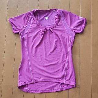 アシックス(asics)のアシックス Tシャツ レディース Mサイズ(ウォーキング)