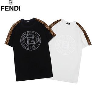 FENDI - 1715FENDIフェンディ Tシャツ半袖8000円2枚