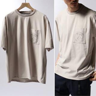 エディフィス(EDIFICE)の人気❗️日本製 パリサンジェルマン 限定コラボ Tシャツ Lサイズ(Tシャツ/カットソー(半袖/袖なし))
