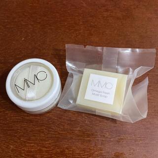 MiMC - MAQUIA 4月号 付録  MiMC ソープ&シルクパウダー サンプル