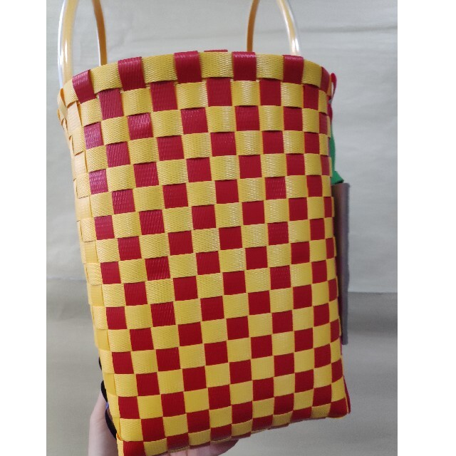 Marni(マルニ)の大人気Marni ♥マルニ ピクニックかごバッグ レディース 新品 レディースのバッグ(かごバッグ/ストローバッグ)の商品写真