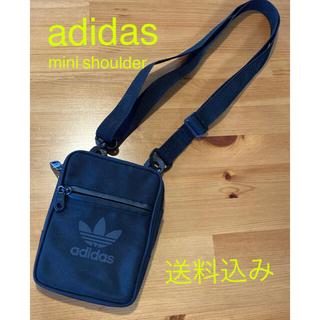 adidas - adidas☆ミニショルダー フェスティバルバッグ ☆フェス スポーツ