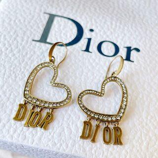 クリスチャンディオール(Christian Dior)のChristian Dior クリスチャンディオール ピアス(ピアス)