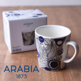 アラビア(ARABIA)の限定 フィンランド100マグ パストラーリ マグカップ イッタラ マリメッコ(グラス/カップ)