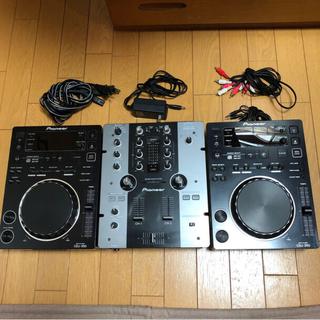 パイオニア(Pioneer)のPioneer DJセット CDJ350×2台/DJM250×1台(CDJ)