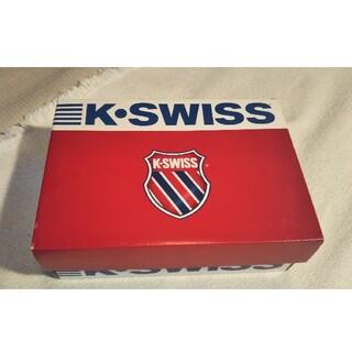 ケースイス(K-SWISS)のK・SWISS※箱のみ※(スニーカー)