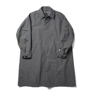 daiwa pier39 Loose Soutien Collar Coat
