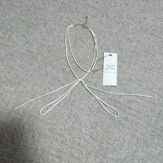 MIIA - ミーア MIIA ネックレス りぼん チョーカー