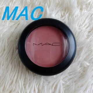 MAC - MAC チーク カジュアルカラー ハブアラブリーデイ フェイスカラー