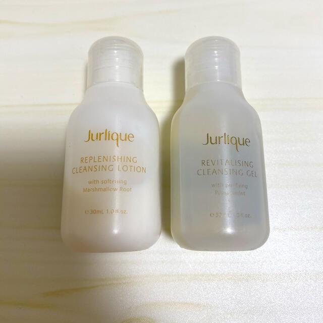 Jurlique(ジュリーク)の【残量約7割】ジュリーク Jurlique メイク落とし&洗顔 サンプルセット コスメ/美容のスキンケア/基礎化粧品(クレンジング/メイク落とし)の商品写真