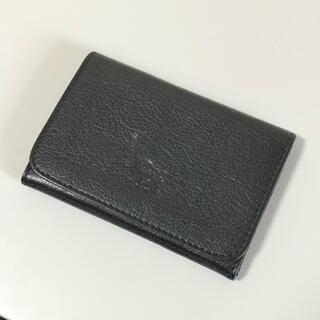 IL BISONTE - イルビゾンテ 名刺入れ 名刺ケース カードケース