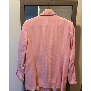 ザラホーム(ZARA HOME)のピンクジャケット(テーラードジャケット)