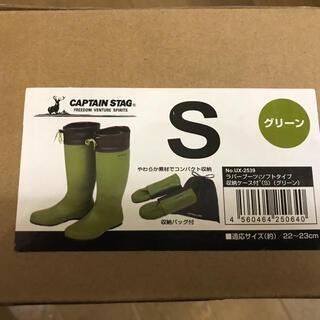 長靴 ラバーブーツ レインブーツ フェス Captain stag