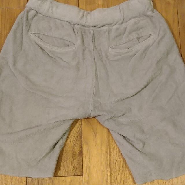 HOLLYWOOD RANCH MARKET(ハリウッドランチマーケット)のFree city パイル地ショートパンツ メンズのパンツ(ショートパンツ)の商品写真