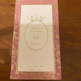 トッカ(TOCCA)のtocca香水クレオパトラ(香水(女性用))