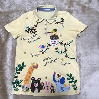 ラフ(rough)のroughポロシャツ【ルナサイド様専用】(ポロシャツ)