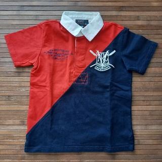 Ralph Lauren - 新品 ラルフローレン 半袖ラガーシャツ 110